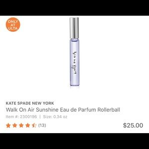 Kate Spade Walk on Air Sunshine Rollerball